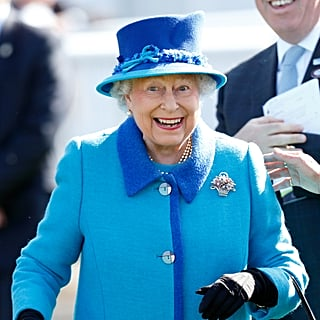 Queen Elizabeth II Smiling Pictures