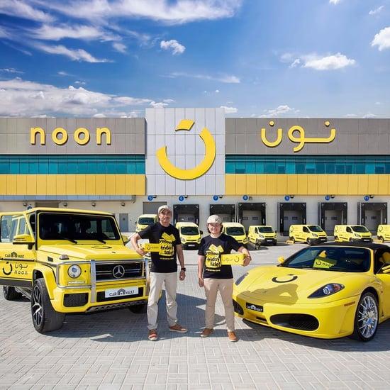 نون تطلق سيارات بدون سائق لتوصيل الطلبات في الإمارات 2019