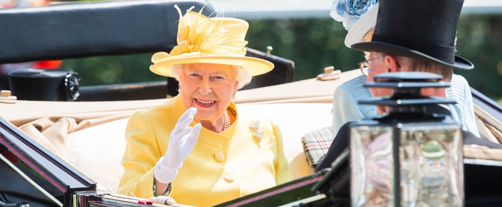Queen Elizabeth Has Been Wearing the Same Nail Color For 28 Years — and It's Only $9!