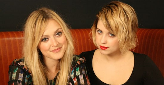 Photos from Fearne and Peaches Geldof