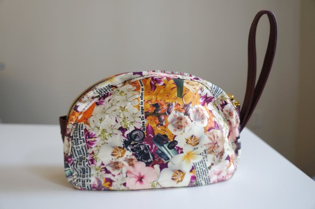 Knockout in Floral — Carrying Case
