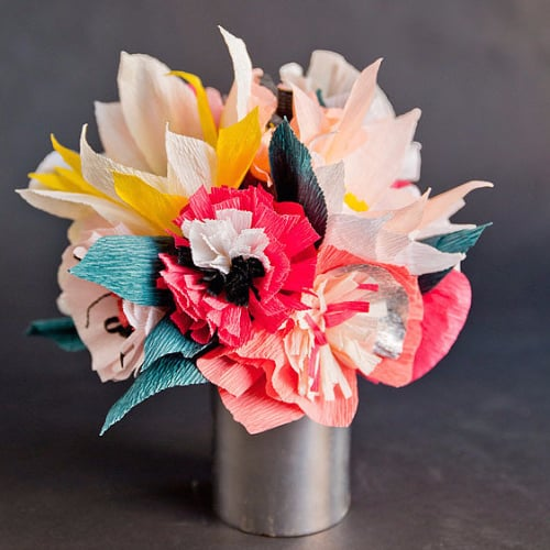 Colorful Wedding DIYs
