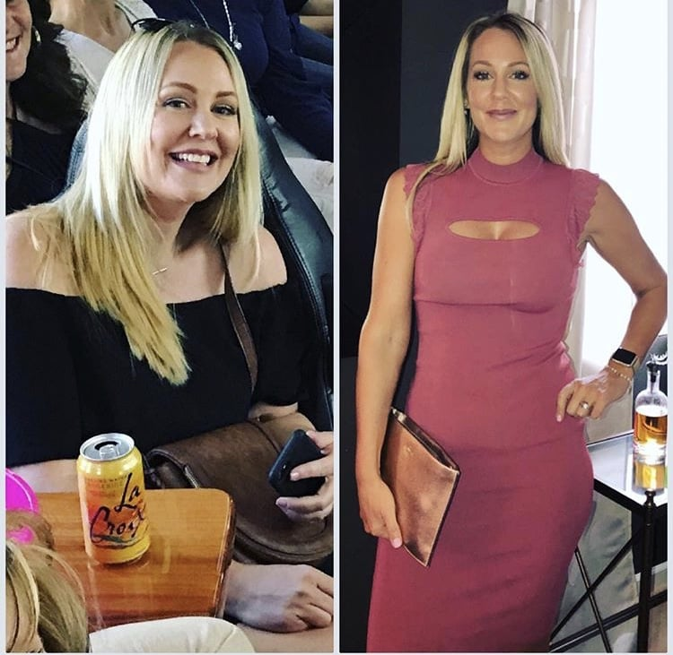 What Inspired Meagan to Lose Weight