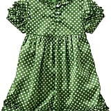 Ruffle Dot Dress