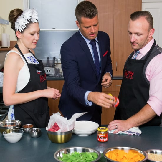 Matt and Alyse Caught Cheating With Curry Paste on MKR 2017