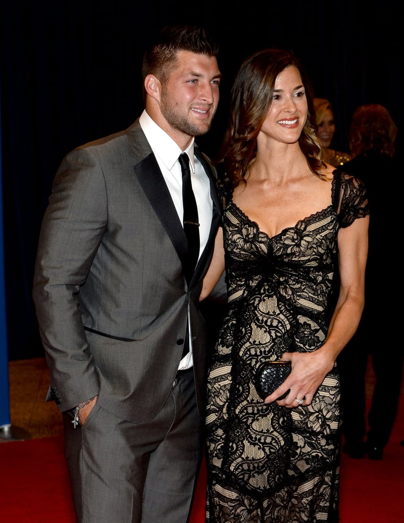 Who is tim tebow dating in Melbourne