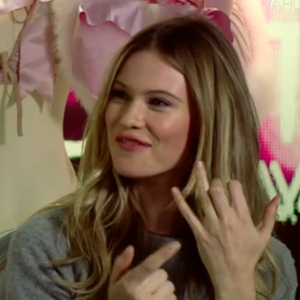 Behati Prinsloo and Adam Levine Engagement Ring Tattoos