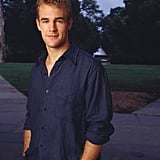 James Van Der Beek Then