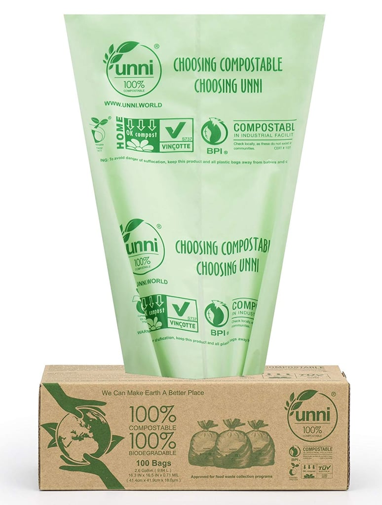 Unni 100% Compostable Bags