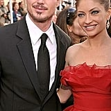 McSteamy and His Lady in Red