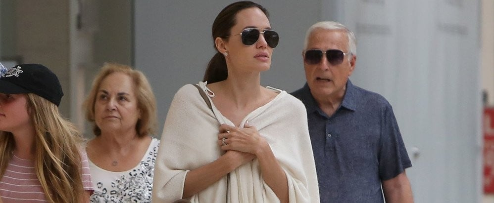 The Perfect Fashion Gift For Every Angelina Jolie Fan You Know