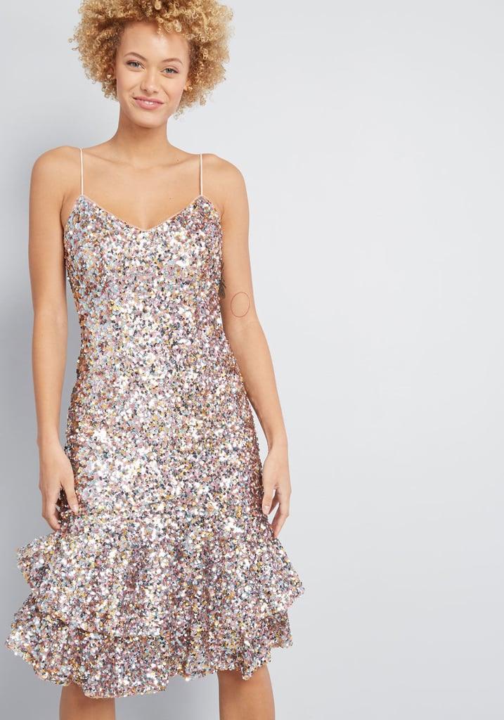 Stunning Shine Sequin Dress