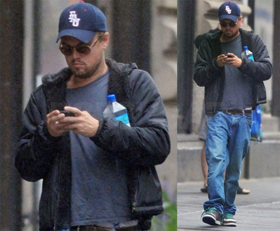 Leo Texts in NYC