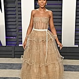 Kerry Washington at the 2019 Vanity Fair Oscar Party