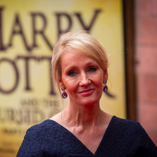 J.K. Rowling Tweet During 2016 Election Results