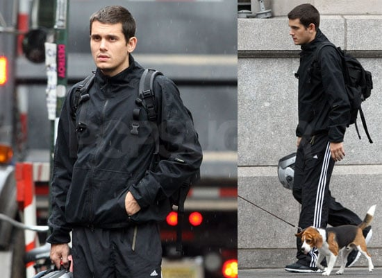 Photos of John Mayer in New York City 2008-09-15 15:30:02