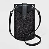 Women's Wallet on String Crossbody Bag