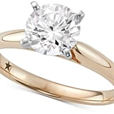 Macy's Star Signature Solitaire Engagement Ring
