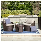 Costa Rica All-Weather Wicker Patio Chat Set