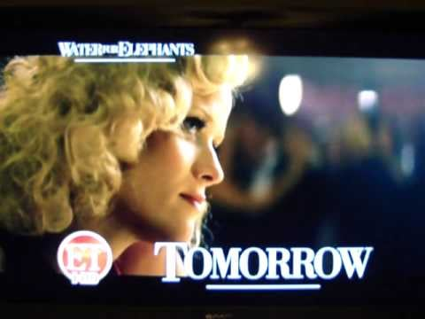 Water For Elephants Teaser Trailer 2010-12-14 16:56:50