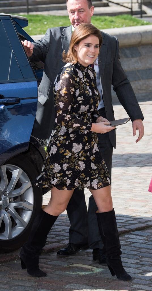 Princess Eugenie Fashion Brands