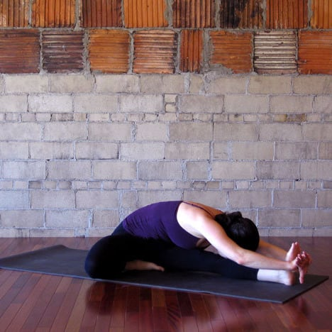 After-Run Yoga Stretches