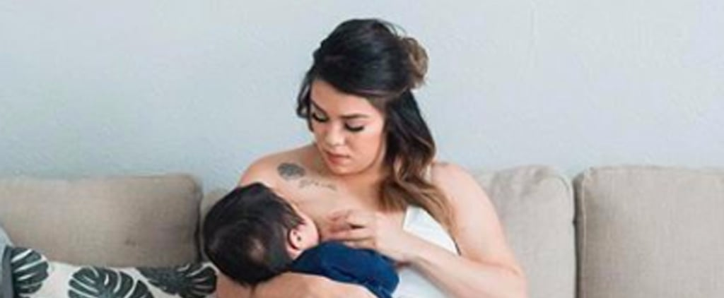 The Reason 1 Mom Says She Had to Take Down a Breastfeeding Photo Will Piss You Off