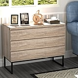 Homfa 3 Drawer Chest