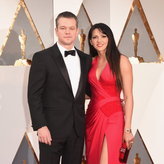 How Did Matt Damon Meet His Wife?
