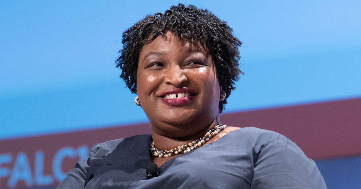 Stacey Abrams Is Rereleasing Her First 3 Romance Novels, Which Center Women of Color.jpg