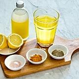 Apple Cider Vinegar and Lemon Hair Mask