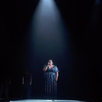 "Keala Settle Performing ""This Is Me"" at the Oscars 2018"