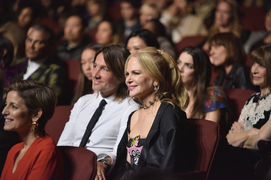"Nicole Kidman Has ""Extraordinary"" Keith Urban by Her Side For a Big Night at the Glamour Awards"