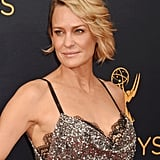 Robin Wright at the Emmy Awards in 2016