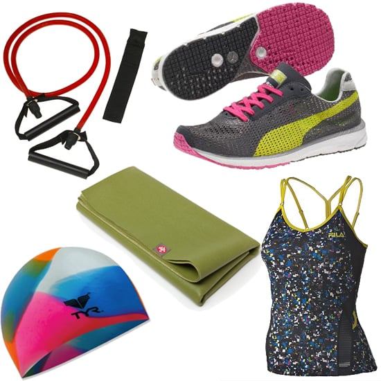 exercise equipment to pack when you travel popsugar fitness