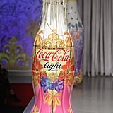 Bottoms up — these Coke bottles have Versace-worthy curves.