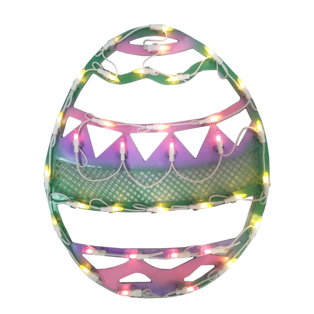 Easter Egg Spring Window Silhouette | Target Easter Decor