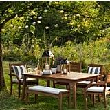 Chesapeake 6-Piece Wood Patio Dining Set