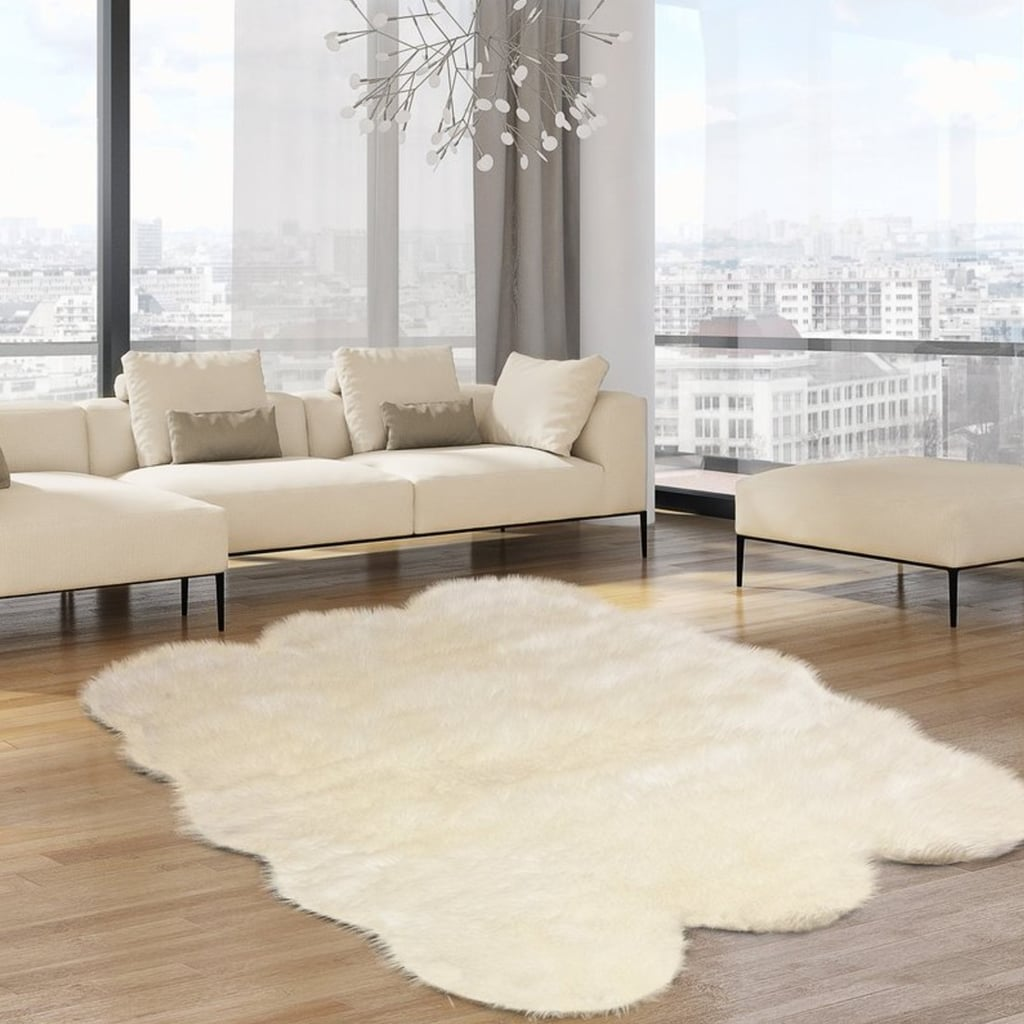 Faux Fur Rugs POPSUGAR Home