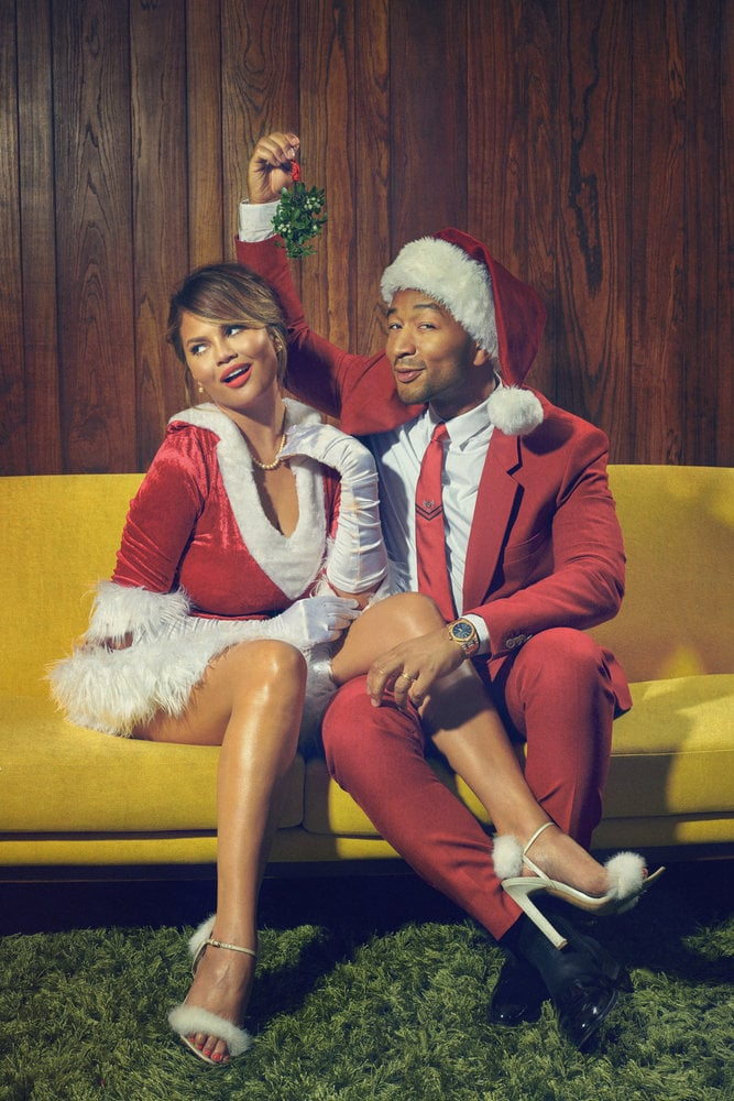 A Legendary Christmas With John and Chrissy Poster
