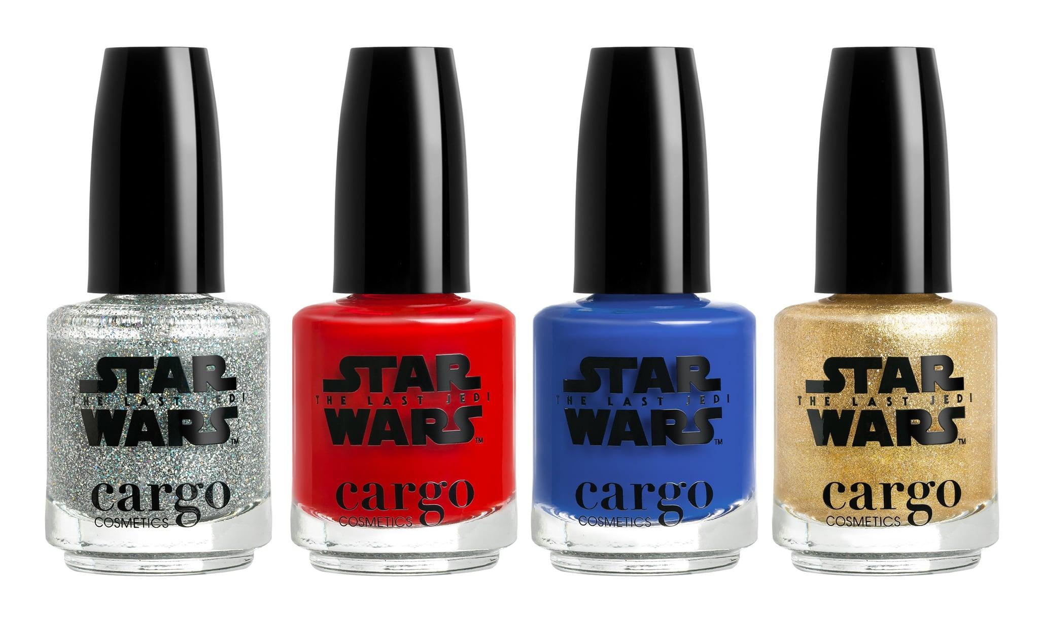 Cargo Launches Star Wars Nail Polish Kit | POPSUGAR Beauty