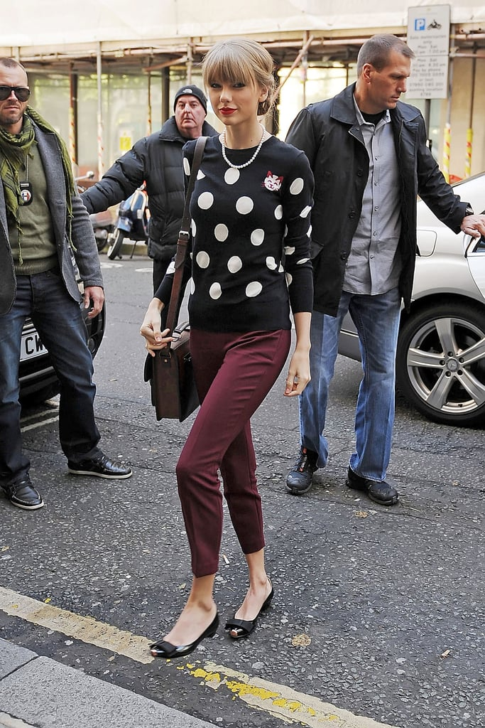 Taylor Swift's Single Style