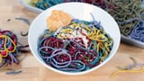 Rainbow Pasta | Food Video