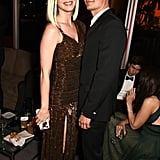 February 2017: Katy and Orlando Attend the Oscar Parties
