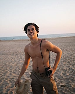 22 Shirtless Cole Sprouse Pictures That Prove He's Just a Big Daddy