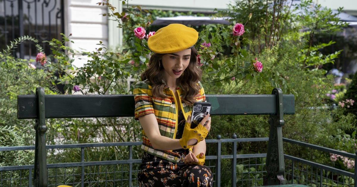 Emily in Paris Is Back With Berets and Breton Stripes For Season 2.jpg
