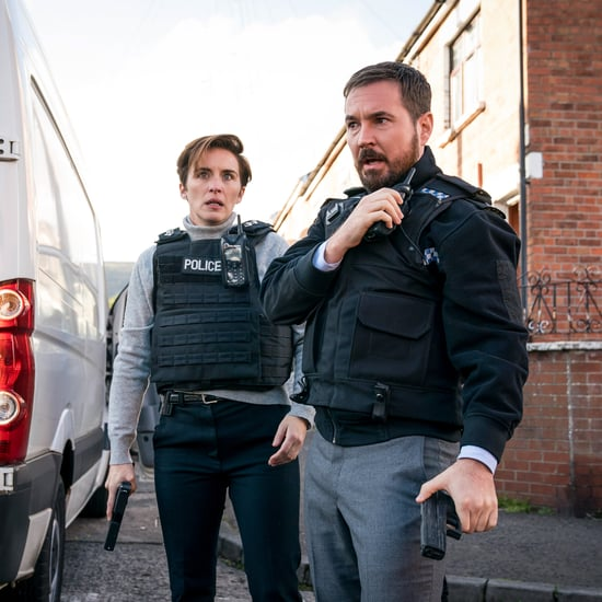 Martin Compston and Vicky McClure on Line of Duty's Finale