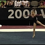 Katelyn's First Nationals as an Elite Gymnast