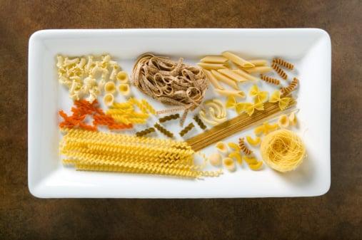 Pasta Shapes 101