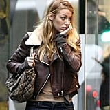 Photos of Blake Lively Shopping in NYC